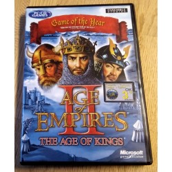 Age of Empires II - The Age of Kings (Microsoft Game Studios) - PC