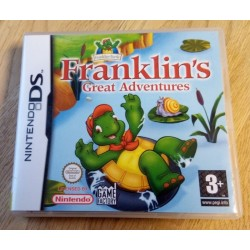 Nintendo DS: Franklin's Great Adventures (The Game Factory)