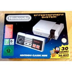 Nintendo NES Classic Mini - Komplett i eske