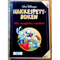 Hakkespettboken - Vår magiske verden (Disney)