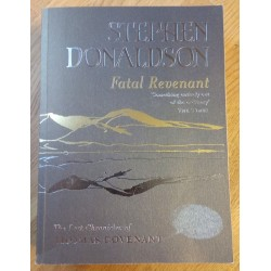 Fatal Revenant - The Last Chronicles of Thomas Covenant - Stephen Donaldson