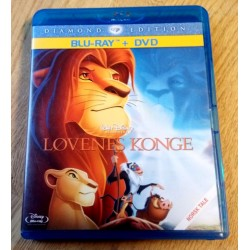 Løvenes konge - Diamond Edition - (Blu-ray og DVD)