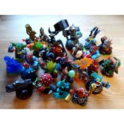 Skylanders - Stor samling figurer selges!