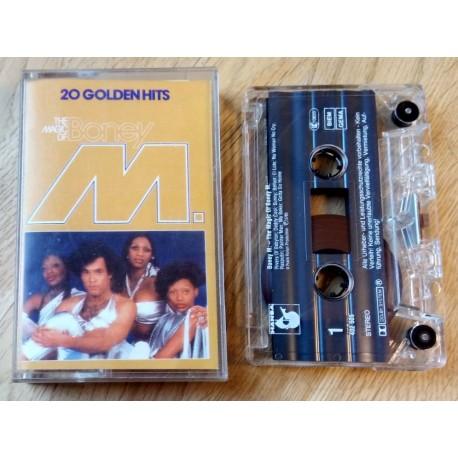 The Magic of Boney M. - 20 Golden Hits (kassett)
