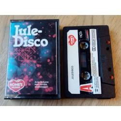 Juledisco - Arne Schulze med norske studiotopper (kassett)