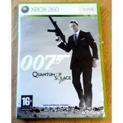 Xbox 360: 007 - Quantum of Solace (Activision)