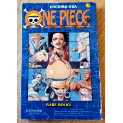 One Piece - Nr. 13 - Bare rolig!
