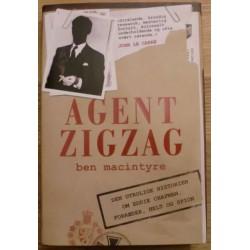 Ben Macintyre: Agent Zigzag - Historien om Eddie Chapman