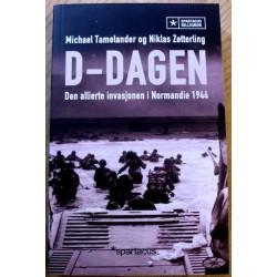 D-Dagen: Den allierte invasjonen i Normandie 1944