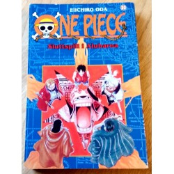 One Piece - Nr. 20 - Sluttspill i Alubarna