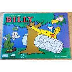 Billy - Julen 1987 - Julehefte