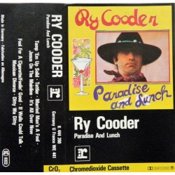 Ry Cooder- Paradise and Lunch
