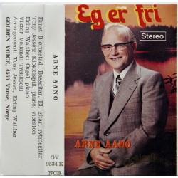 Arne Aano- Eg er fri