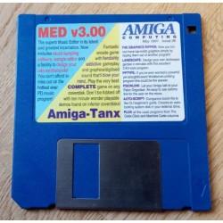 Amiga Computing Cover Disk: Nr. 36 - Amiga-Tanx