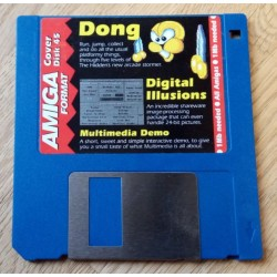 Amiga Format Cover Disk Nr. 45: Dong