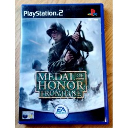 Medal of Honor: Frontline (EA Games) - Playstation 2