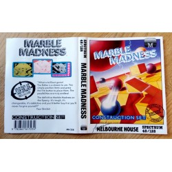 Marble Madness - Construction Set (Melbourne House) - ZX Spectrum