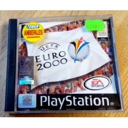 UEFA EURO 2000 (EA Sports) - Playstation 1