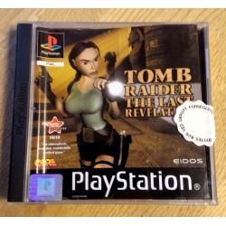 Tomb Raider - The Last Revelation (Core / Eidos) - Playstation 1
