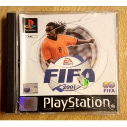 FIFA 2001 (EA Sports) - Playstation 1