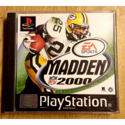 Madden 2000 (EA Sports) - Playstation 1