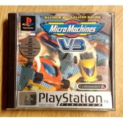 Micro Machines V3 (Codemasters) - Playstation 1