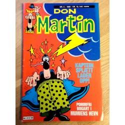Don Martin - 1989 - Nr. 5 - Kaptein Splætt lader opp!