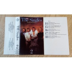 ABBA: The Singles - The First Ten Years - 2 (kassett)