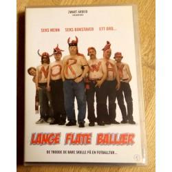 Lange Flate Ballær (DVD)