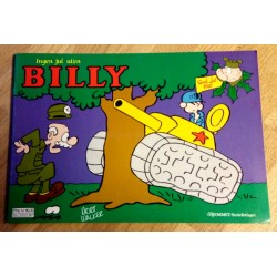 Billy: Julen 1987 - Julehefte