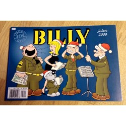 Billy: Julen 2009 - Julehefte