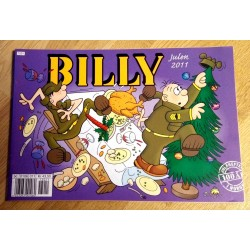 Billy: Julen 2011 - Julehefte