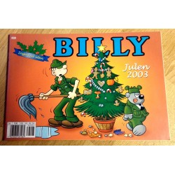 Billy: Julen 2003 - Julehefte
