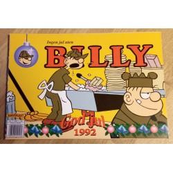 Billy: Julen 1992 - Julehefte