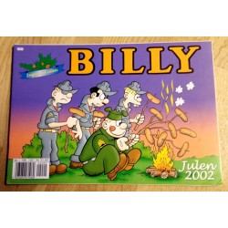 Billy: Julen 2002 - Julehefte