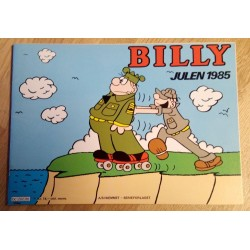 Billy: Julen 1985 - Julehefte