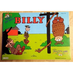 Billy: Julen 1986 - Julehefter