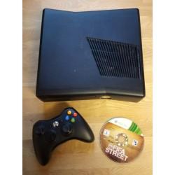 Xbox 360 S med 250 GB HD - Komplett konsoll med spill
