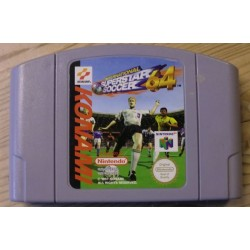 Nintendo 64: International Superstar Soccer 64