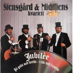 Stensgård & Midtliens Kvartett- Jubilee (CD)