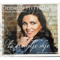 Oddrun Hyttedalen- Sanger av Per Tveit (CD)