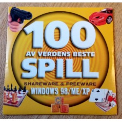 100 av verdens beste spill - Shareware & Freeware - Windows 98, ME og XP