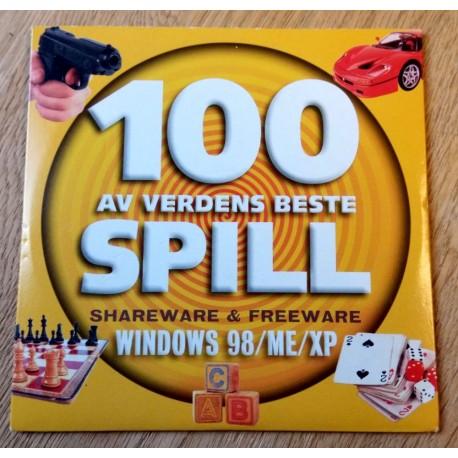100 av verdens beste spill - Shareware & Freeware - Windows 98, ME og XP
