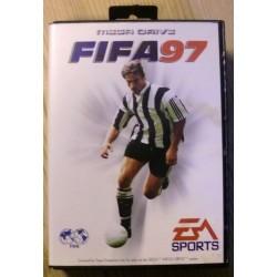 SEGA Mega Drive: FIFA 97