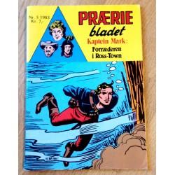 Præriebladet - 1983 - Nr. 5 - Kaptein Mark