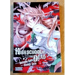 Highschool of the Dead - Nr. 1