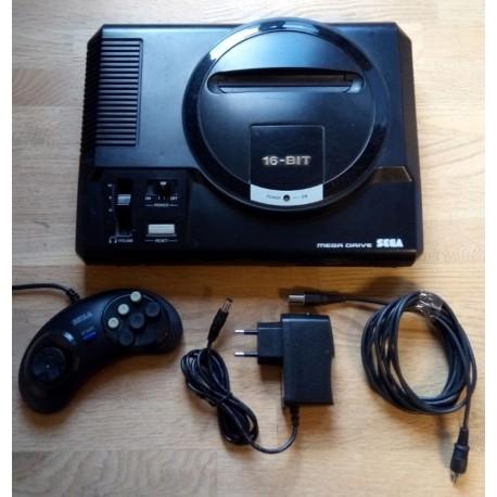 SEGA Mega Drive - Komplett konsoll