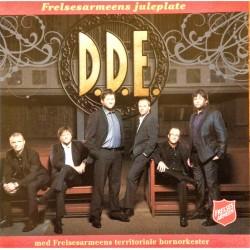 D.D.E.- Frelsesarmeens juleplate (CD)