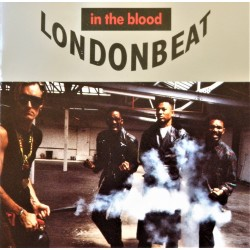 Londonbeat- in the blood (CD)