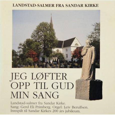 Landstad-salmer fra Sandar Kirke (CD)